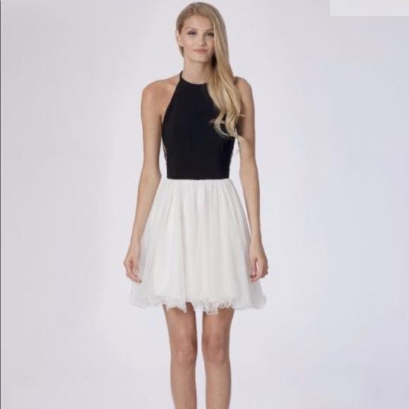 c15feb519 Blondie Nites Dresses | Fit Flare Junior Dress From Macys | Poshmark